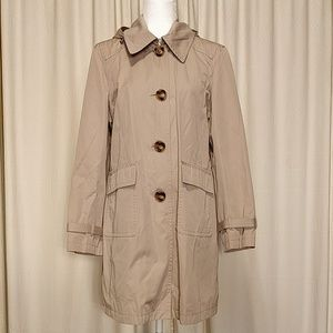 Michael Michael Kors Trench Coat Large